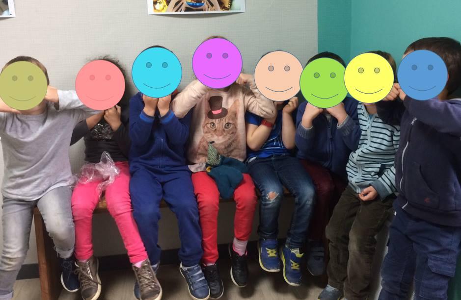 Anniversaire enfants en loisirs créatif